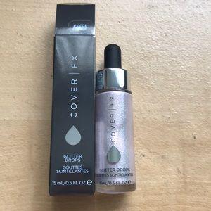 Sephora Makeup - New COVER FX Glitter Drops in Aurora